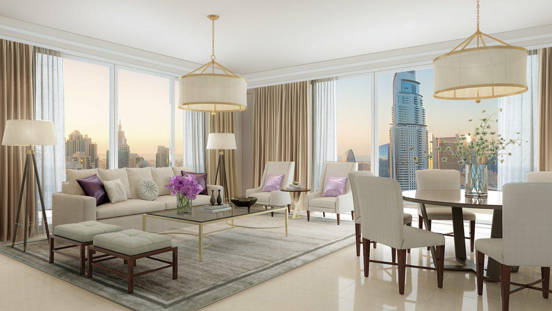 Apartamento en venta en Dubai, EAU, 1 dormitorio, 74 m2, № 24336 – foto 5