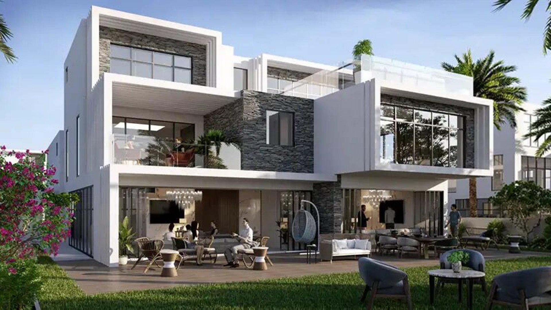 Villa en venta en Dubai, EAU, 5 dormitorios, 541 m2, № 24526 – foto 4