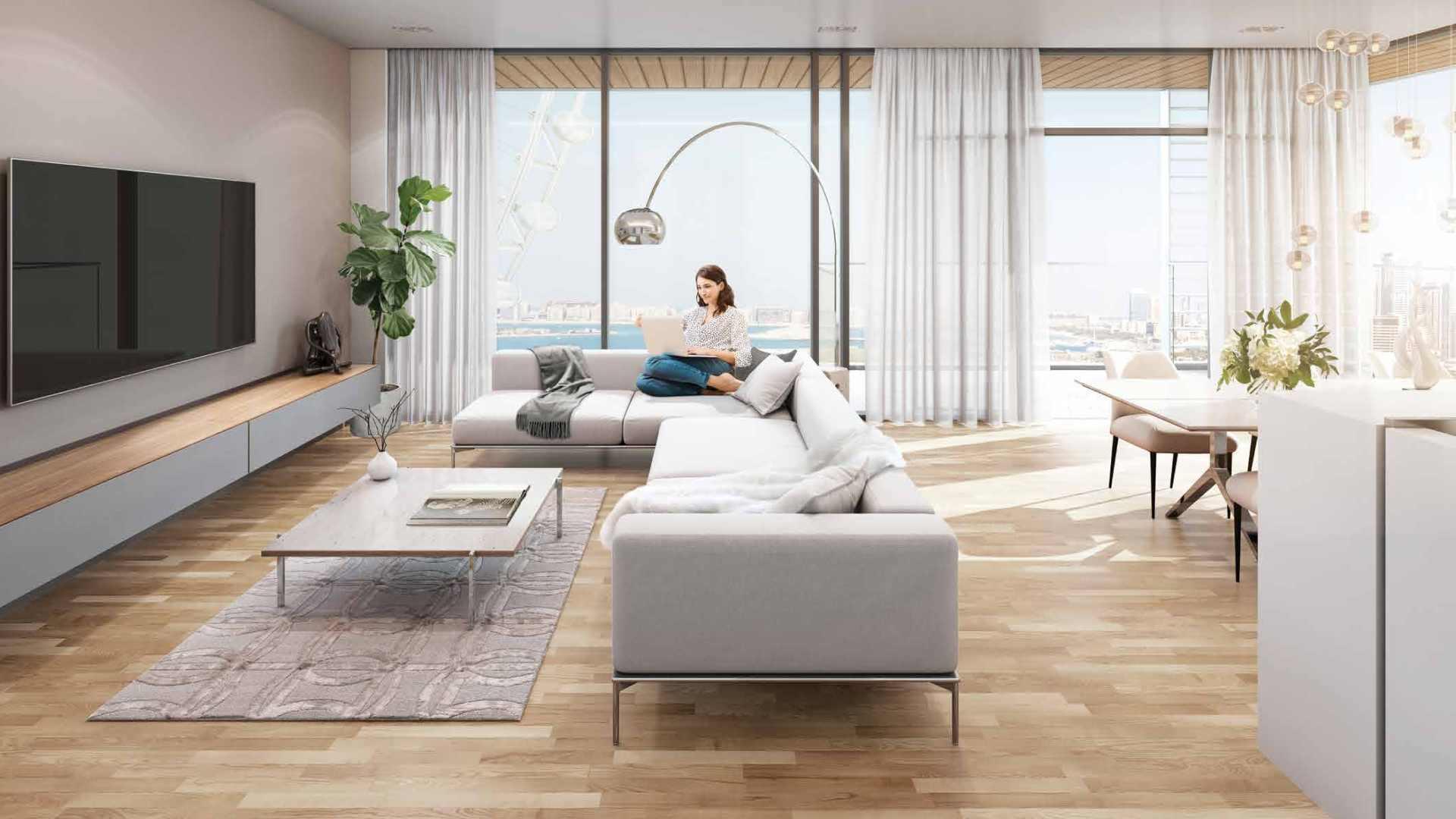 Apartamento en venta en Dubai, EAU, 1 dormitorio, 107 m2, № 24333 – foto 2