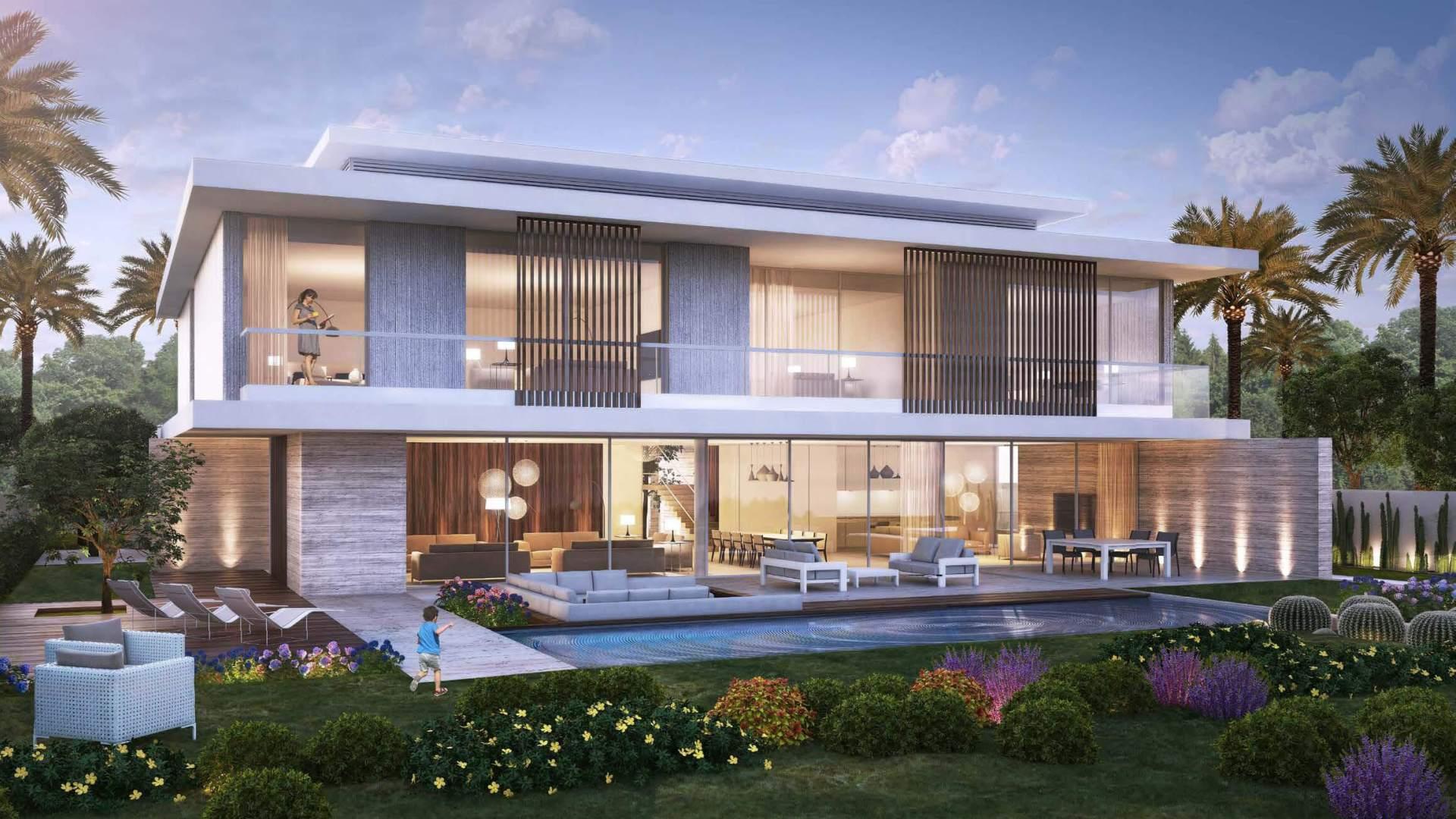 Villa en venta en Dubai, EAU, 6 dormitorios, 856 m2, № 24282 – foto 1