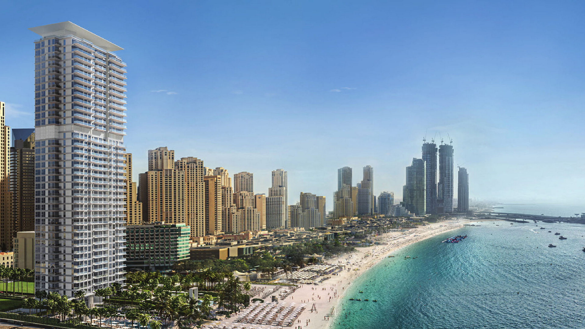Apartamento en venta en Dubai, EAU, 2 dormitorios, 130 m2, № 24553 – foto 2