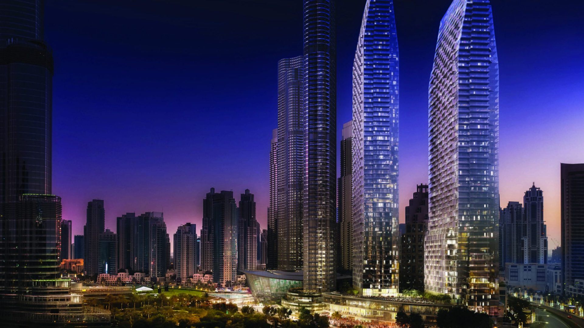 Apartamento en venta en Dubai, EAU, 1 dormitorio, 77 m2, № 24343 – foto 3