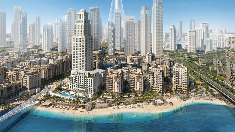 VIDA RESIDENCES, Dubai Creek Harbour (The Lagoons), EAU – foto 6