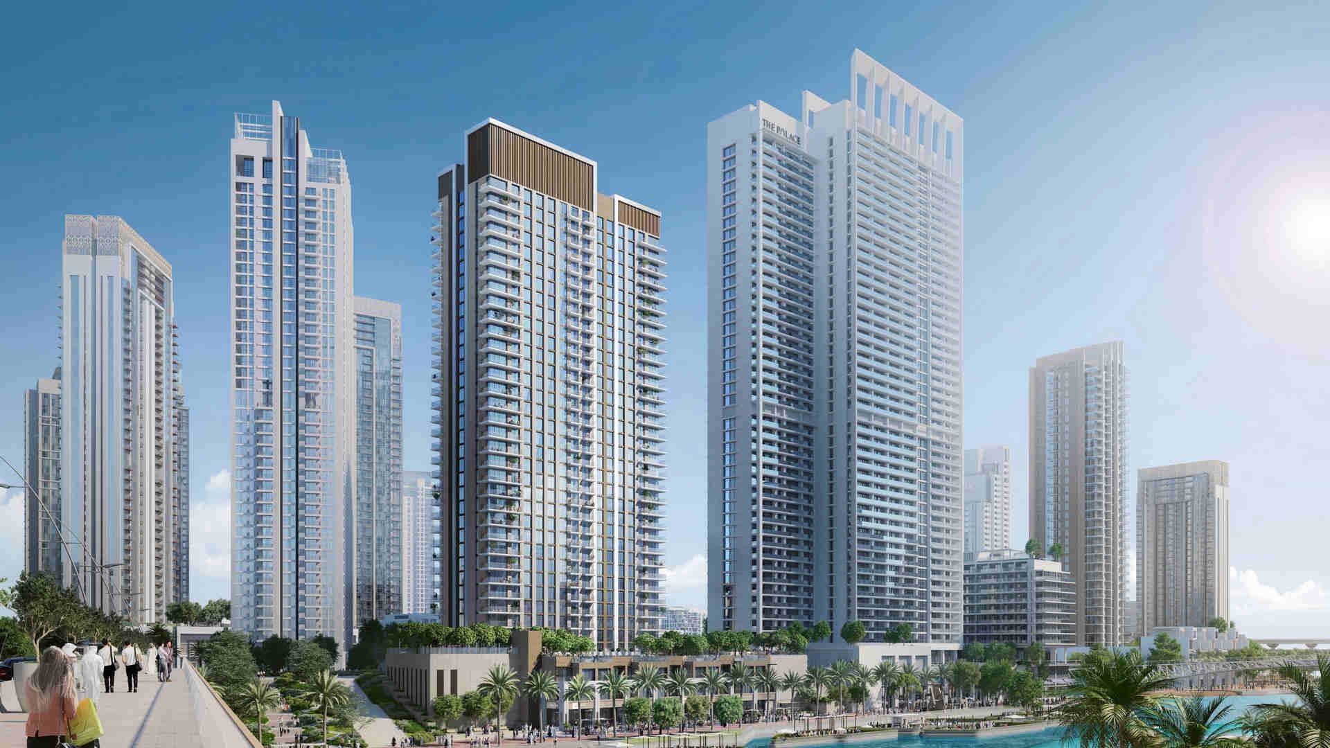 PALACE RESIDENCES, Dubai Creek Harbour (The Lagoons), EAU – foto 6