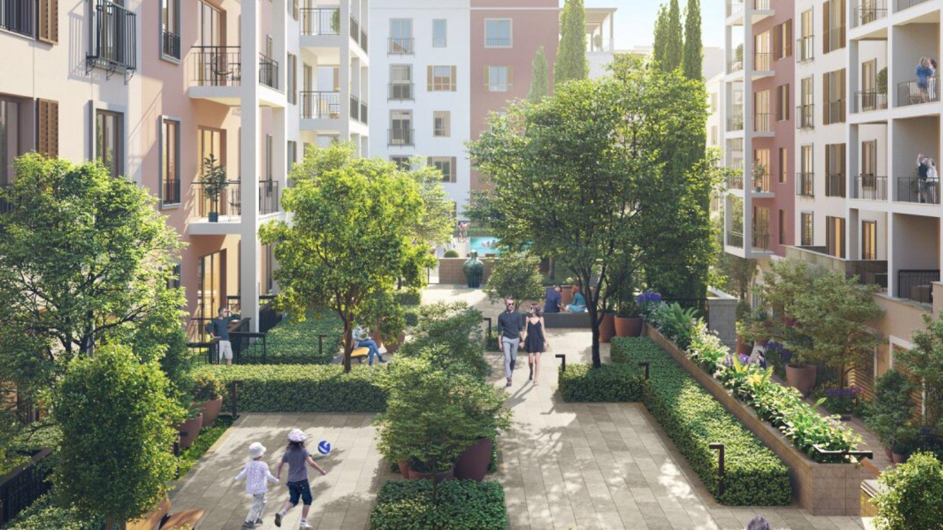 Apartamento en venta en Dubai, EAU, 1 dormitorio, 76 m2, № 24315 – foto 3