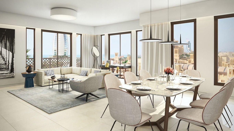 Apartamento en venta en Dubai, EAU, 4 dormitorios, 280 m2, № 24228 – foto 1