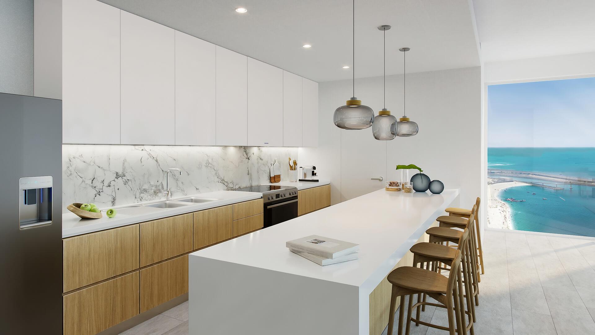 Apartamento en venta en Dubai, EAU, 2 dormitorios, 130 m2, № 24553 – foto 8