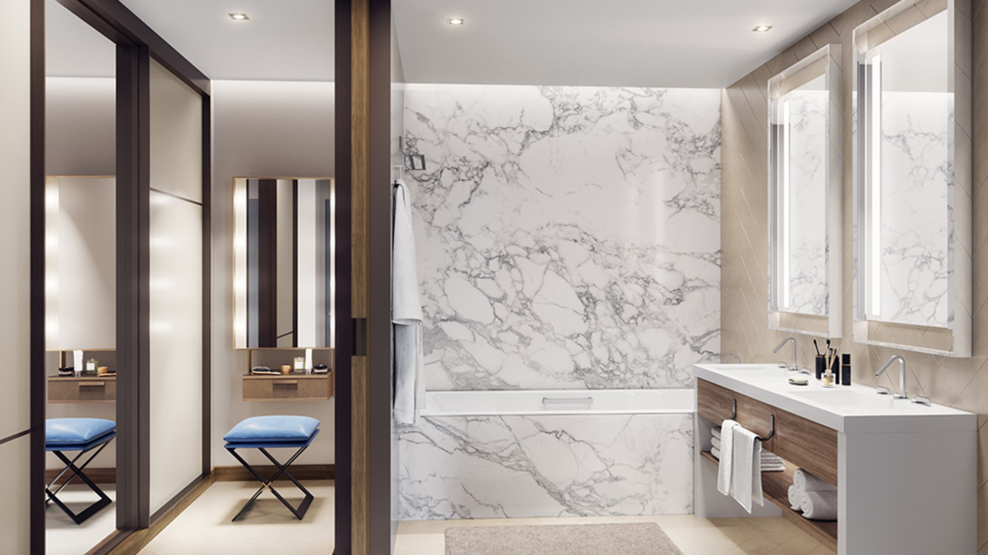 Apartamento en venta en Dubai, EAU, 1 dormitorio, 77 m2, № 24343 – foto 5