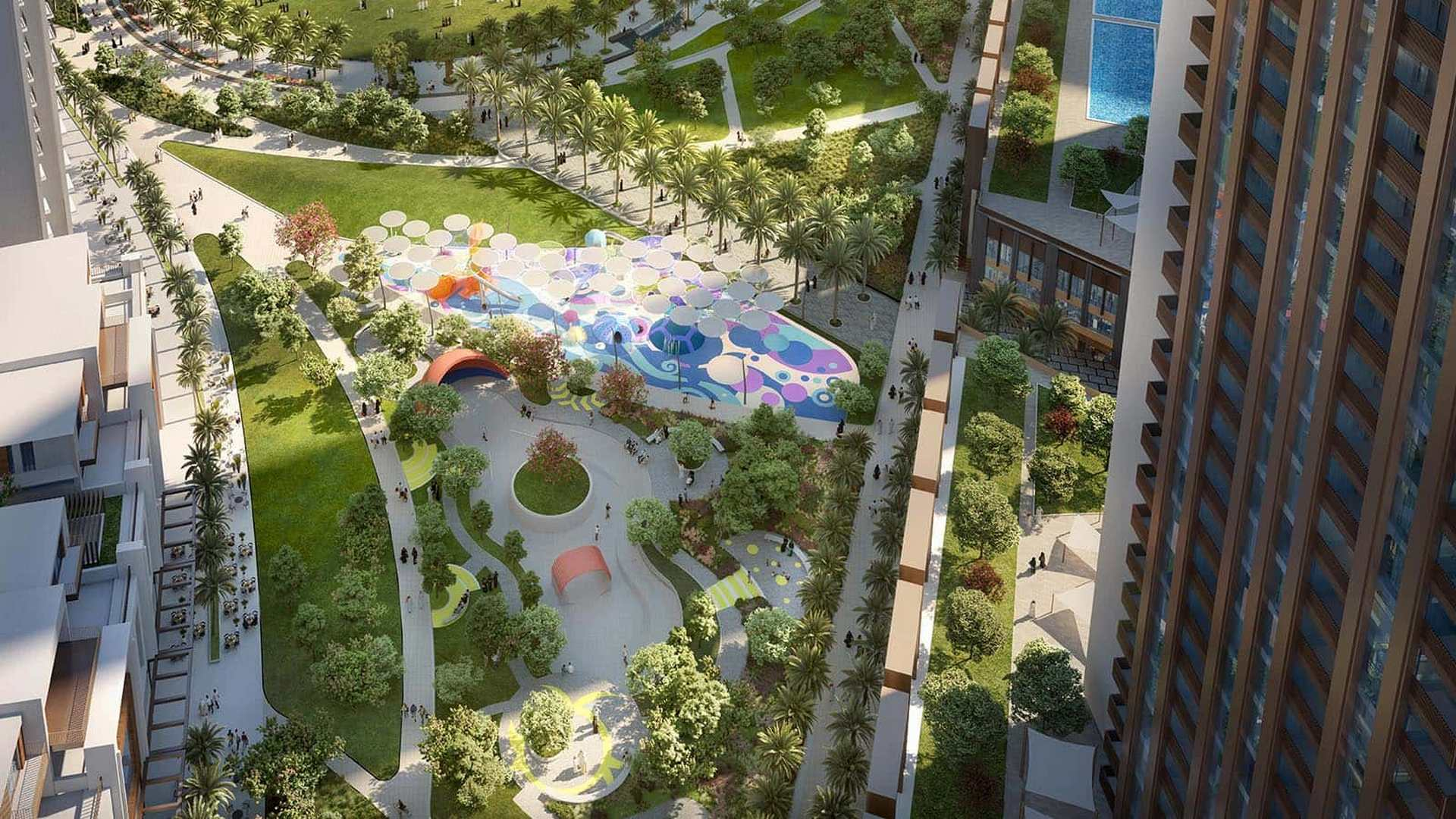 PALACE RESIDENCES, Dubai Creek Harbour (The Lagoons), EAU – foto 4