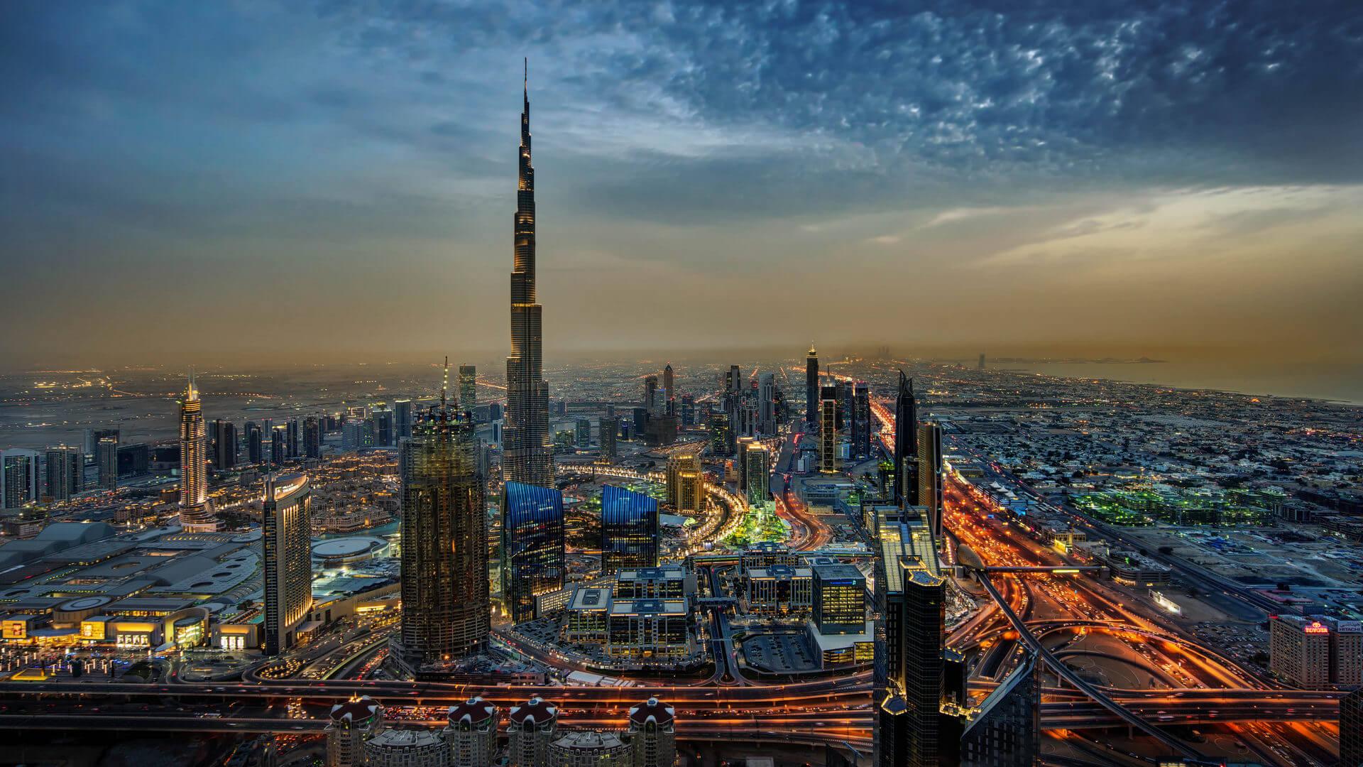 BURJ KHALIFA, Burj Khalifa, Dubai, EAU – foto 2