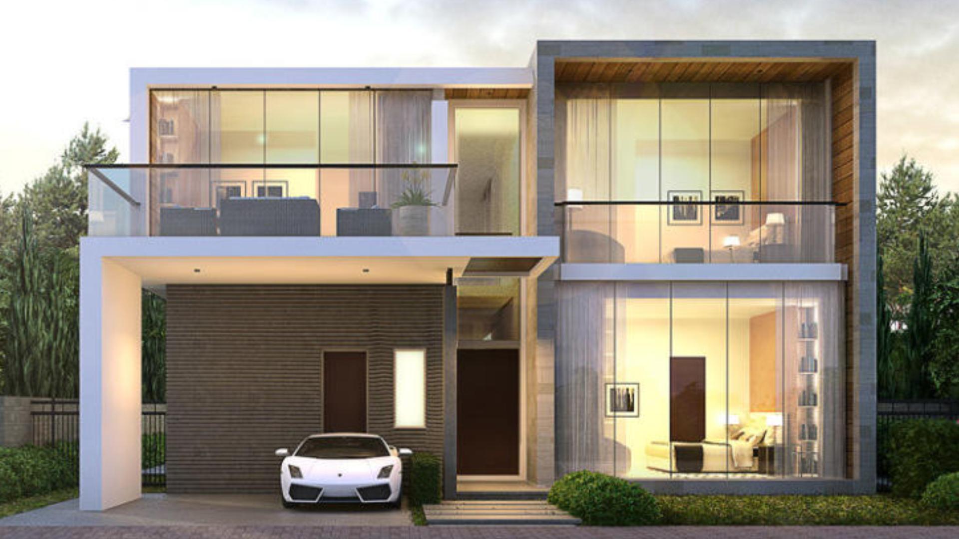 Villa en venta en Dubai, EAU, 5 dormitorios, 400 m2, № 24524 – foto 1