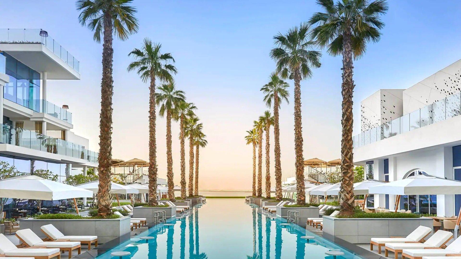 FIVE PALM JUMEIRAH, Palm Jumeirah, Dubai, EAU – foto 2