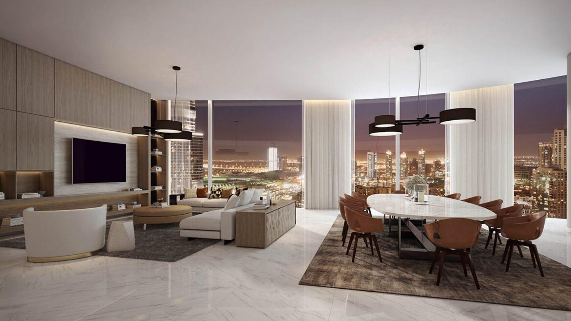 Ático en venta en Dubai, EAU, 4 dormitorios, 500 m2, № 24319 – foto 1