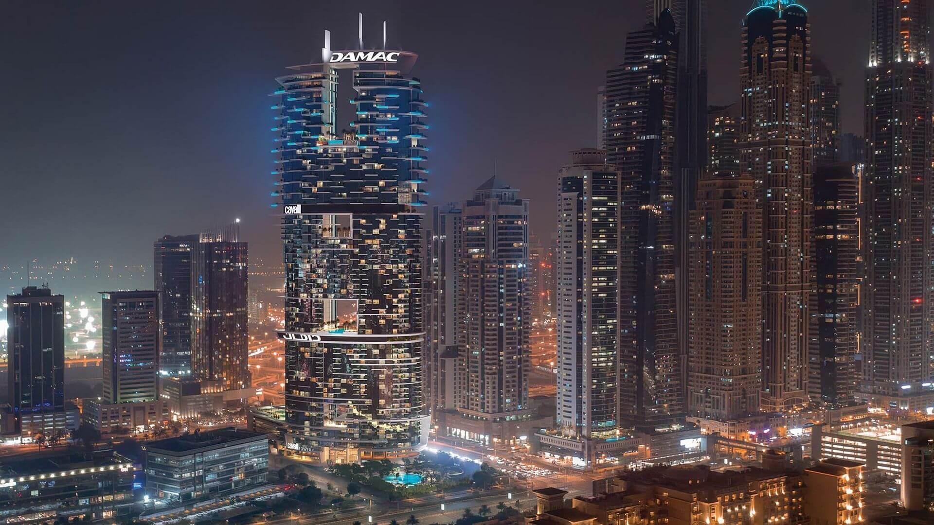 CAVALLI TOWER, Dubai Marina, EAU – foto 6