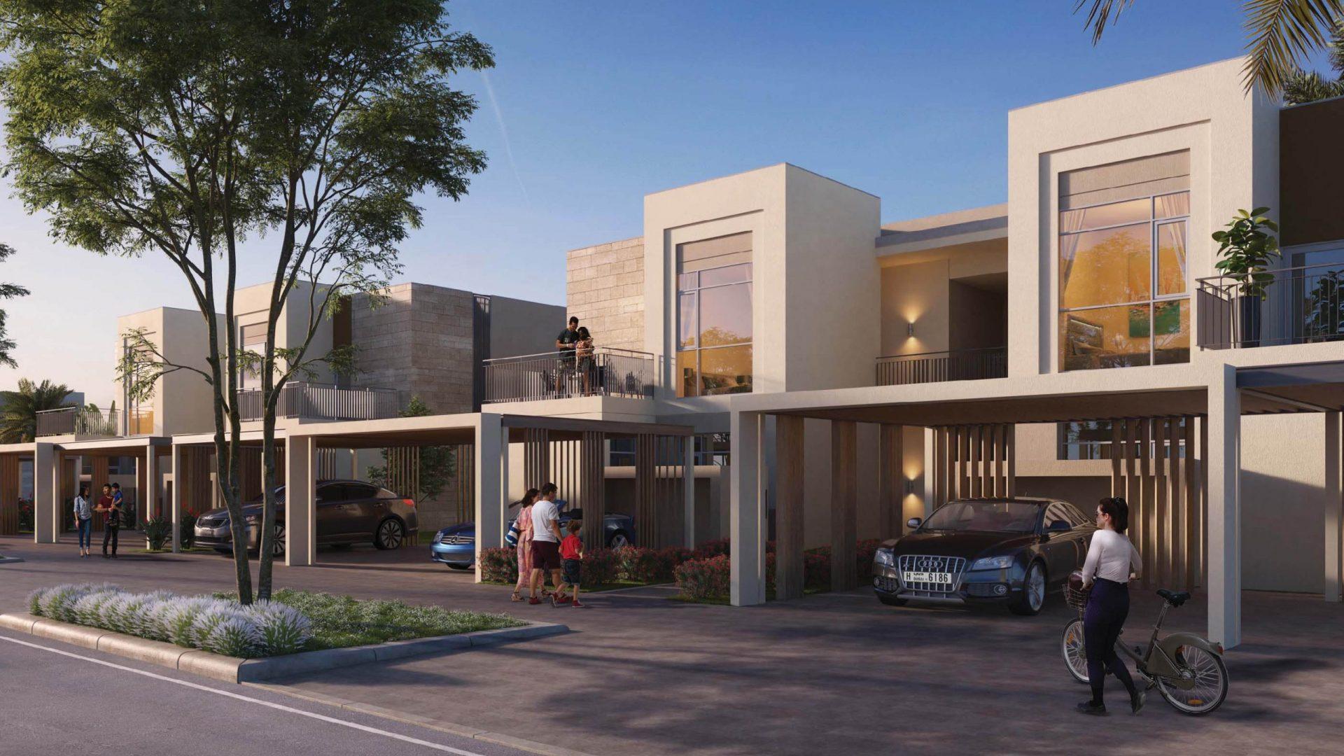 Adosado en venta en Dubai, EAU, 3 dormitorios, 434 m2, № 24268 – foto 5