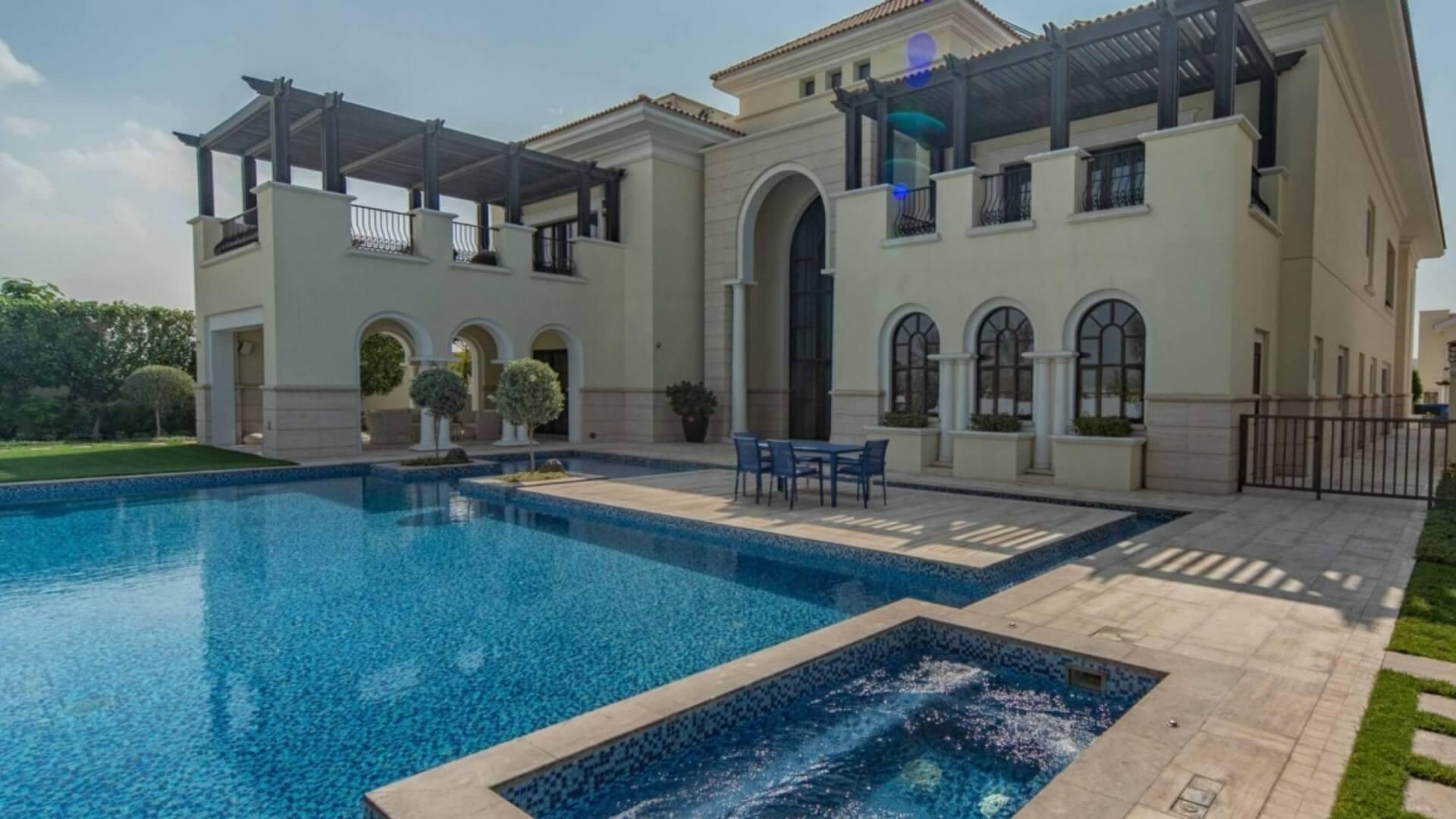 Villa en venta en Dubai, EAU, 7 dormitorios, 1560 m2, № 24432 – foto 4