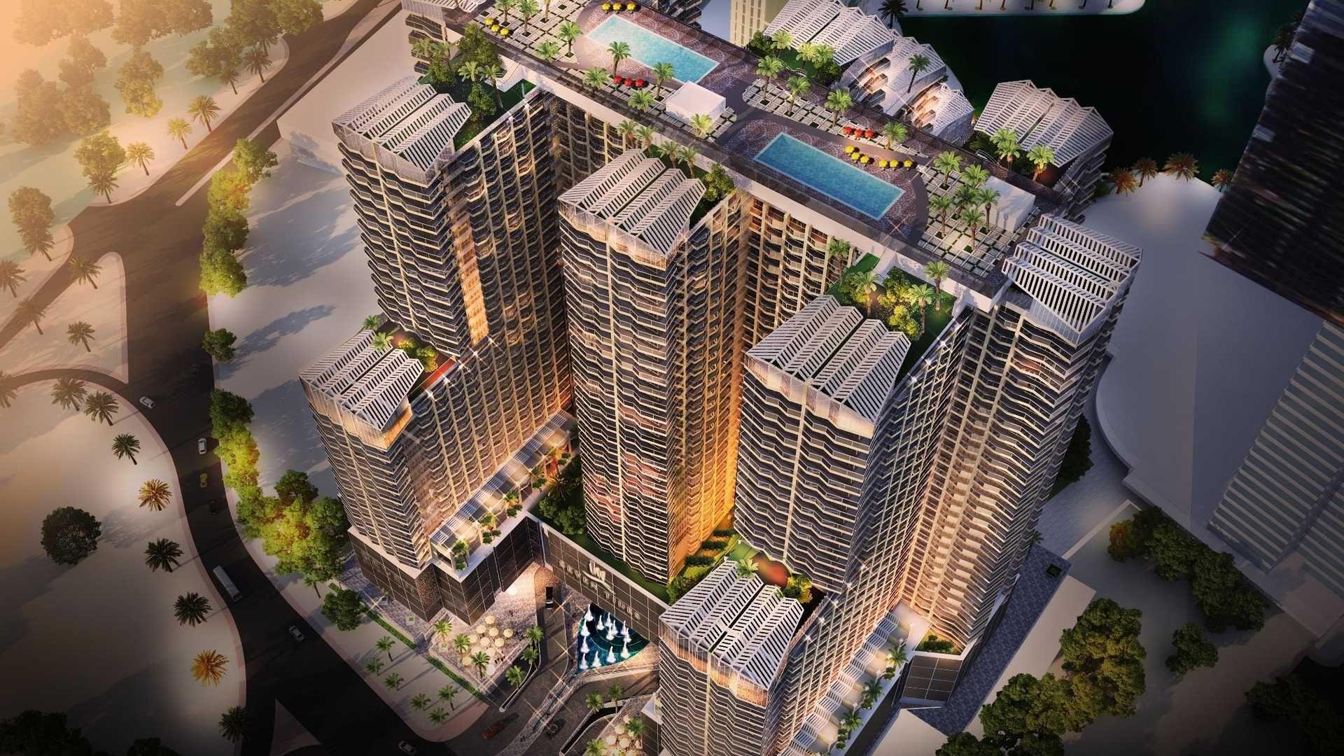 GOLF VIEWS SEVEN CITY, Jumeirah Lake Towers, Dubai, EAU – foto 5