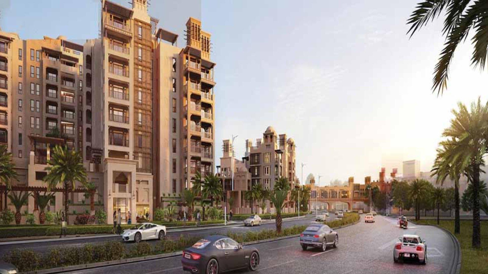 Apartamento en venta en Dubai, EAU, 1 dormitorio, 76 m2, № 24294 – foto 3
