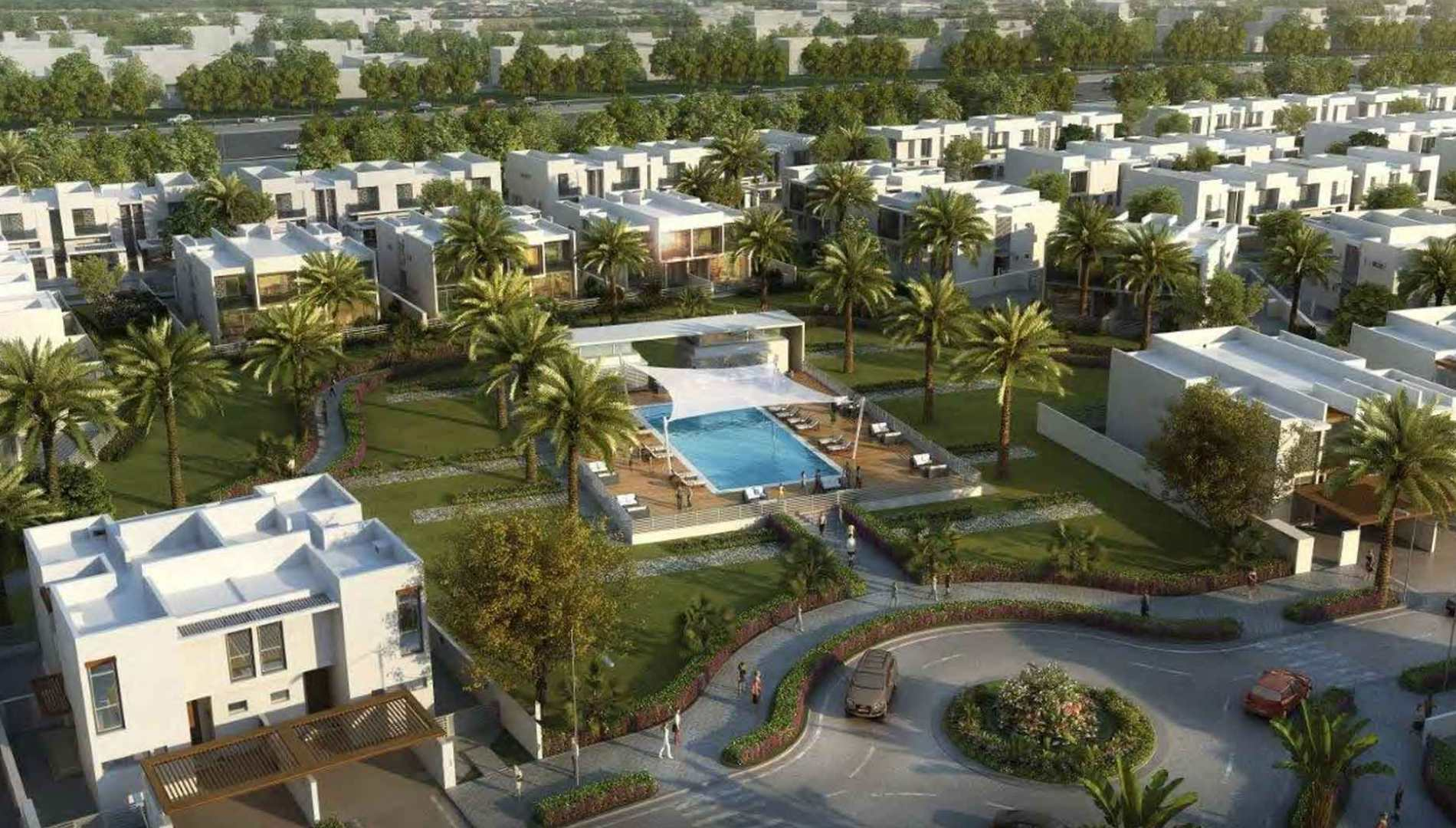 ARABELLA TOWNHOUSES, Mudon, Dubai, EAU – foto 6