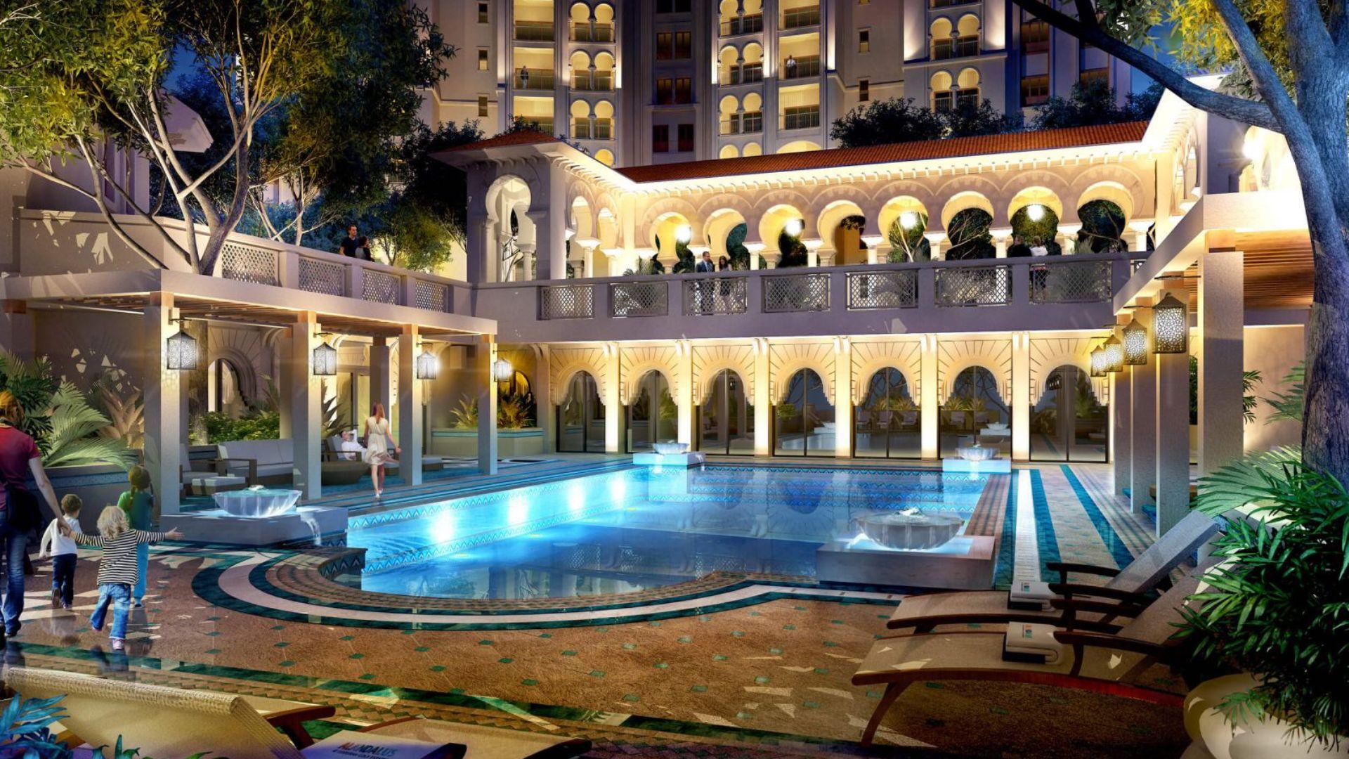 ALANDALUS, Jumeirah Golf Estates, Dubai, EAU – foto 8