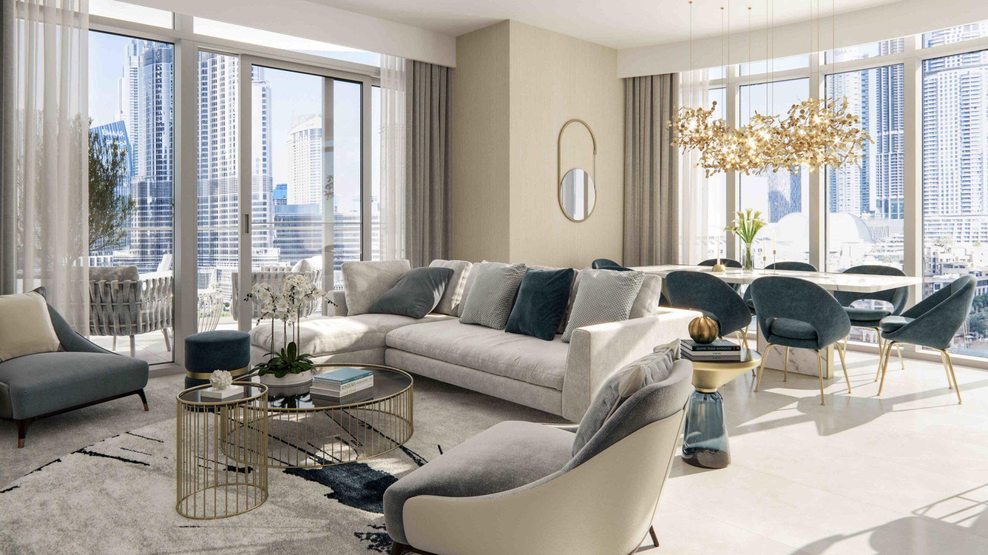Apartamento en venta en Dubai, EAU, 2 dormitorios, 116 m2, № 24398 – foto 1