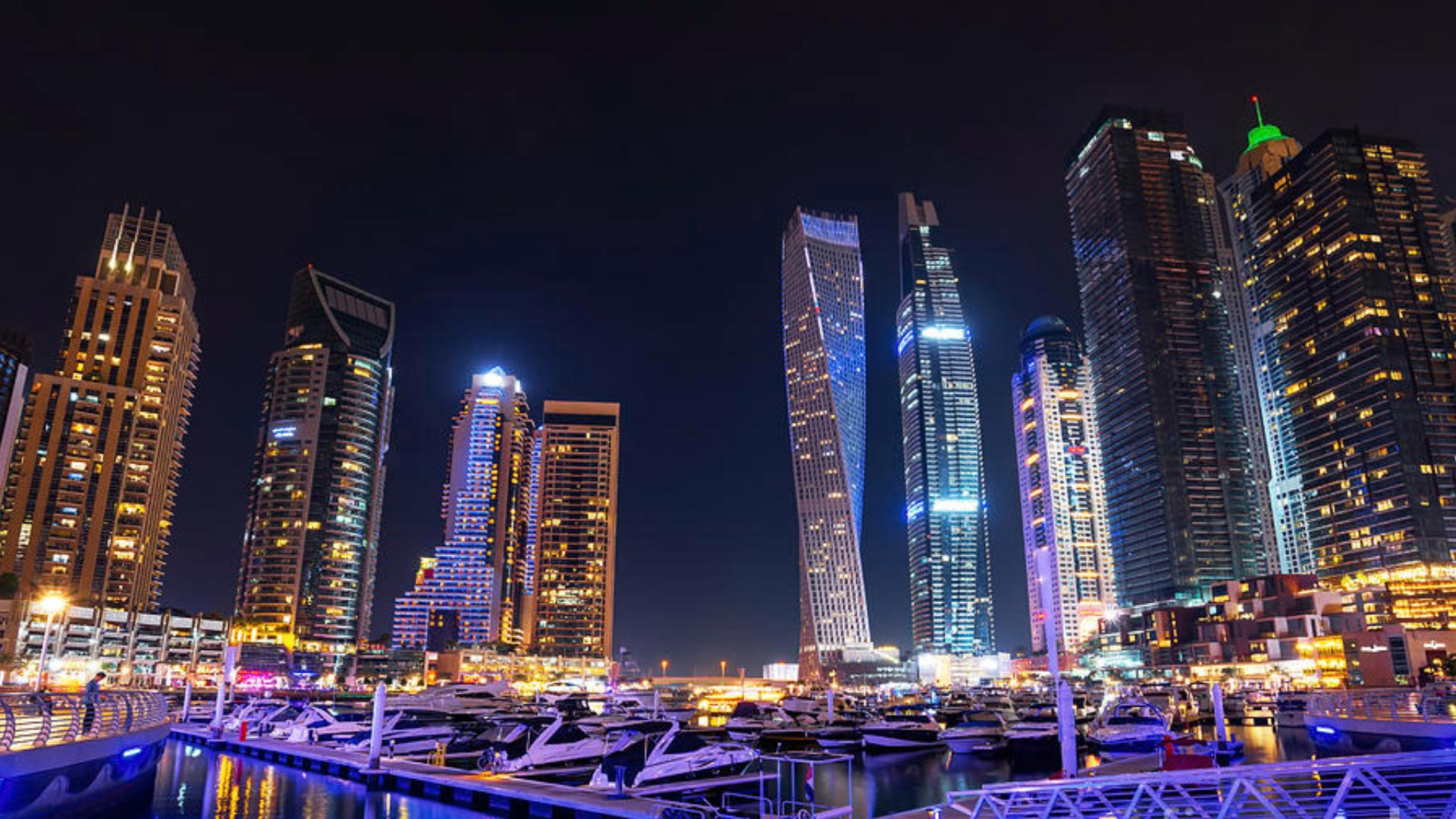 DAMAC HEIGHTS, Dubai Marina, EAU – foto 5