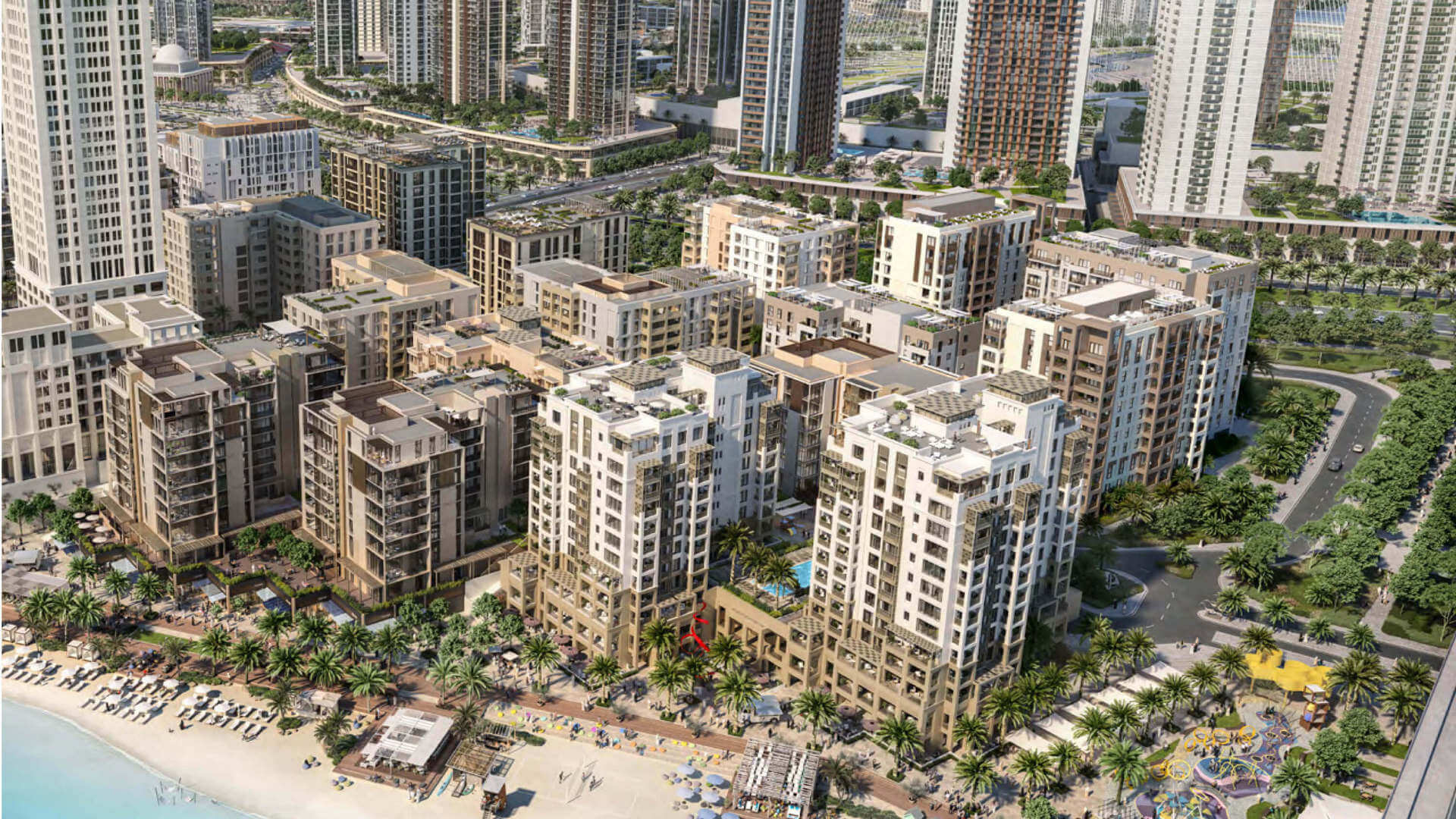 BAYSHORE, Dubai Creek Harbour (The Lagoons), EAU – foto 2