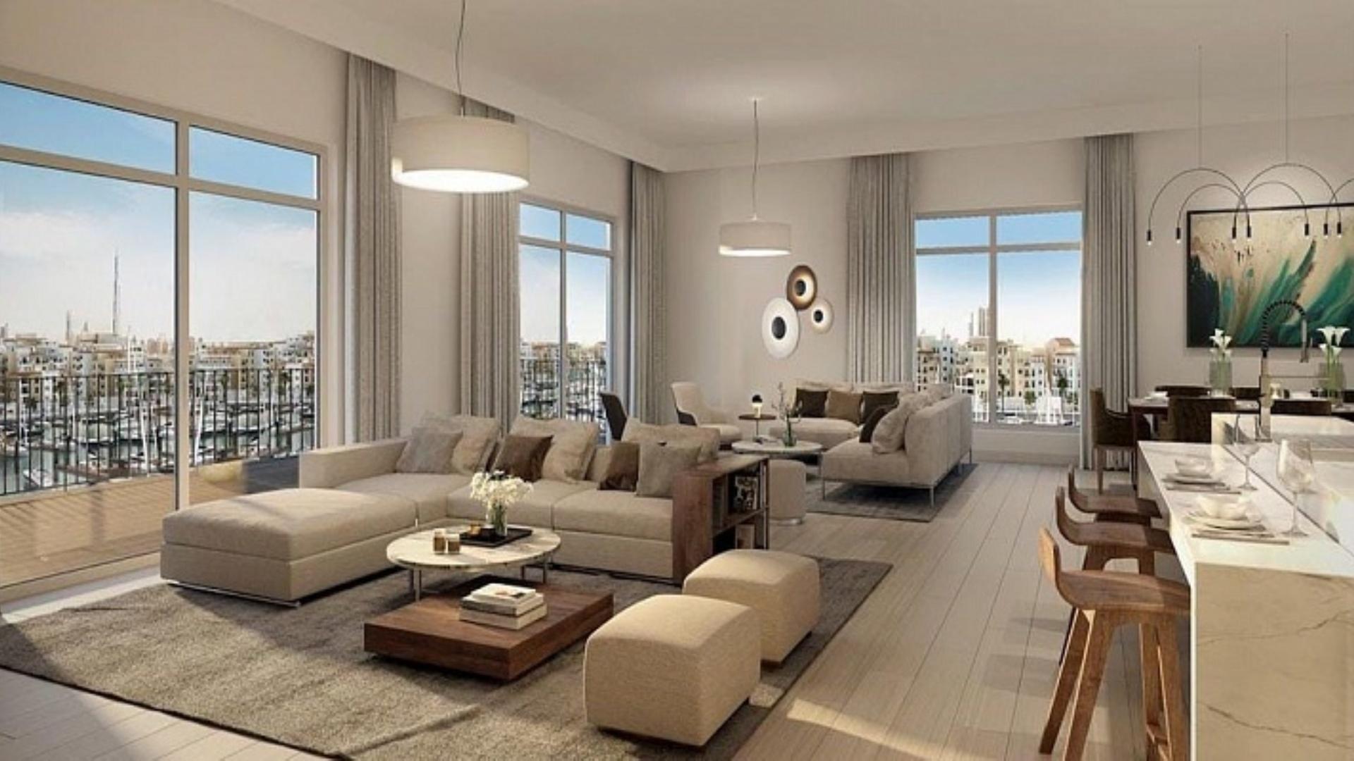 Apartamento en venta en Dubai, EAU, 1 dormitorio, 69 m2, № 24283 – foto 1