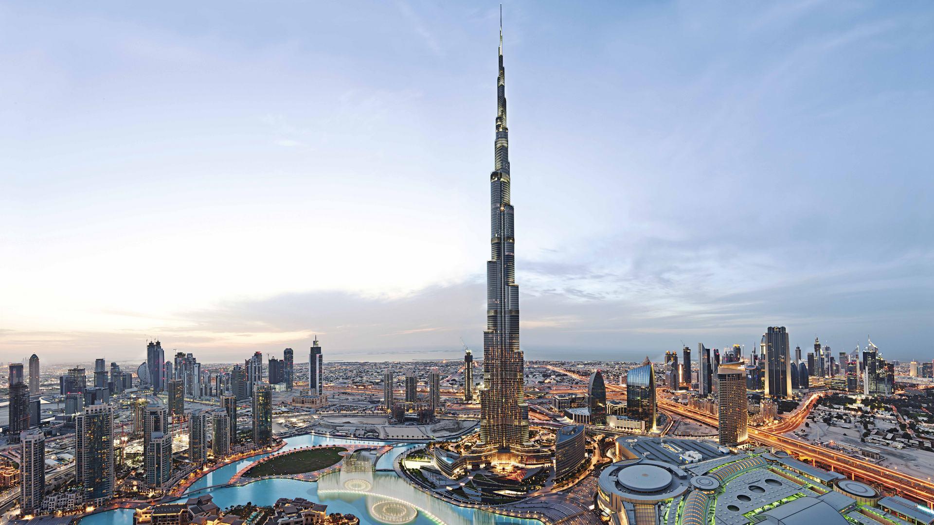 BURJ KHALIFA, Burj Khalifa, Dubai, EAU – foto 3
