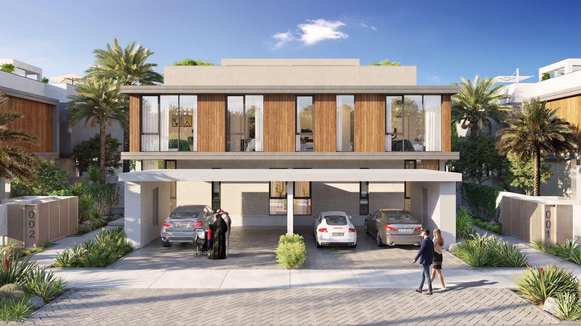 Adosado en venta en Dubai, EAU, 4 dormitorios, 292 m2, № 24375 – foto 1