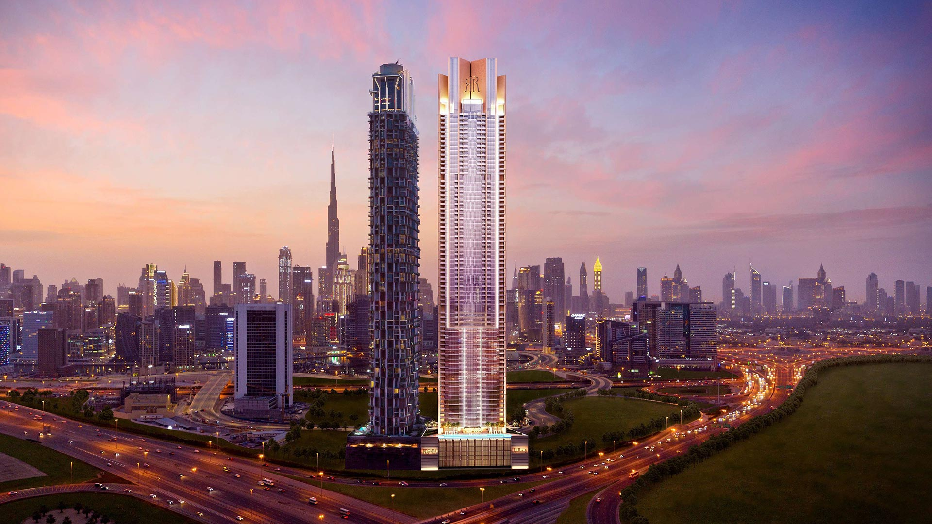 REGALIA APARTMENTS, Business Bay, Dubai, EAU – foto 4