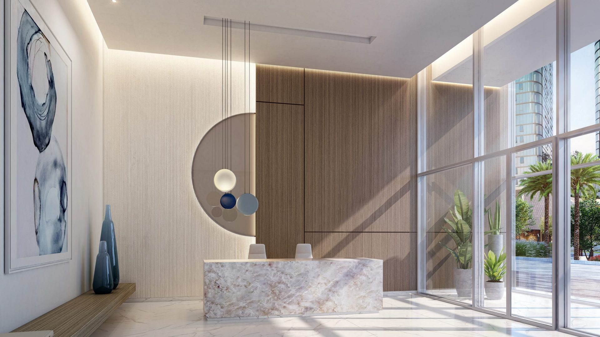 Apartamento en venta en Dubai, EAU, 1 dormitorio, 76 m2, № 24544 – foto 4