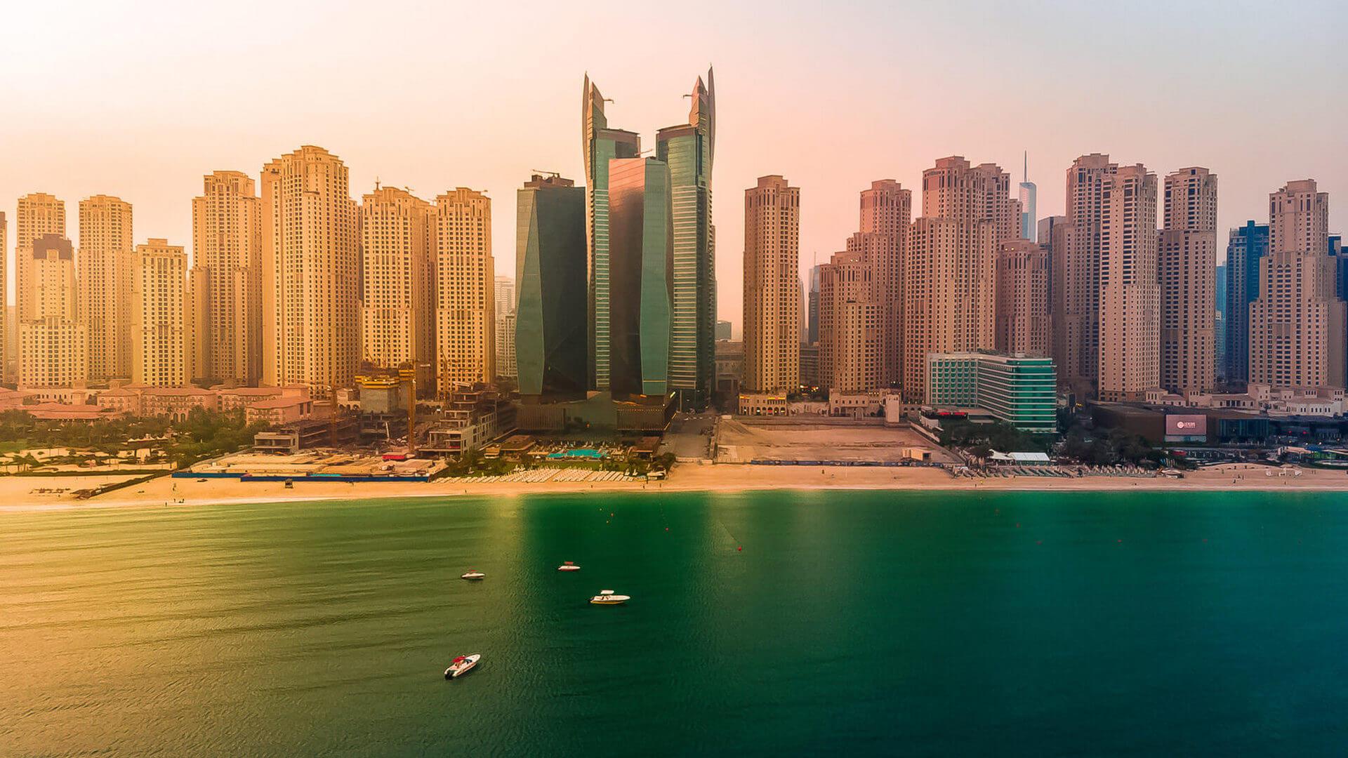 Jumeirah Beach Residence - 1