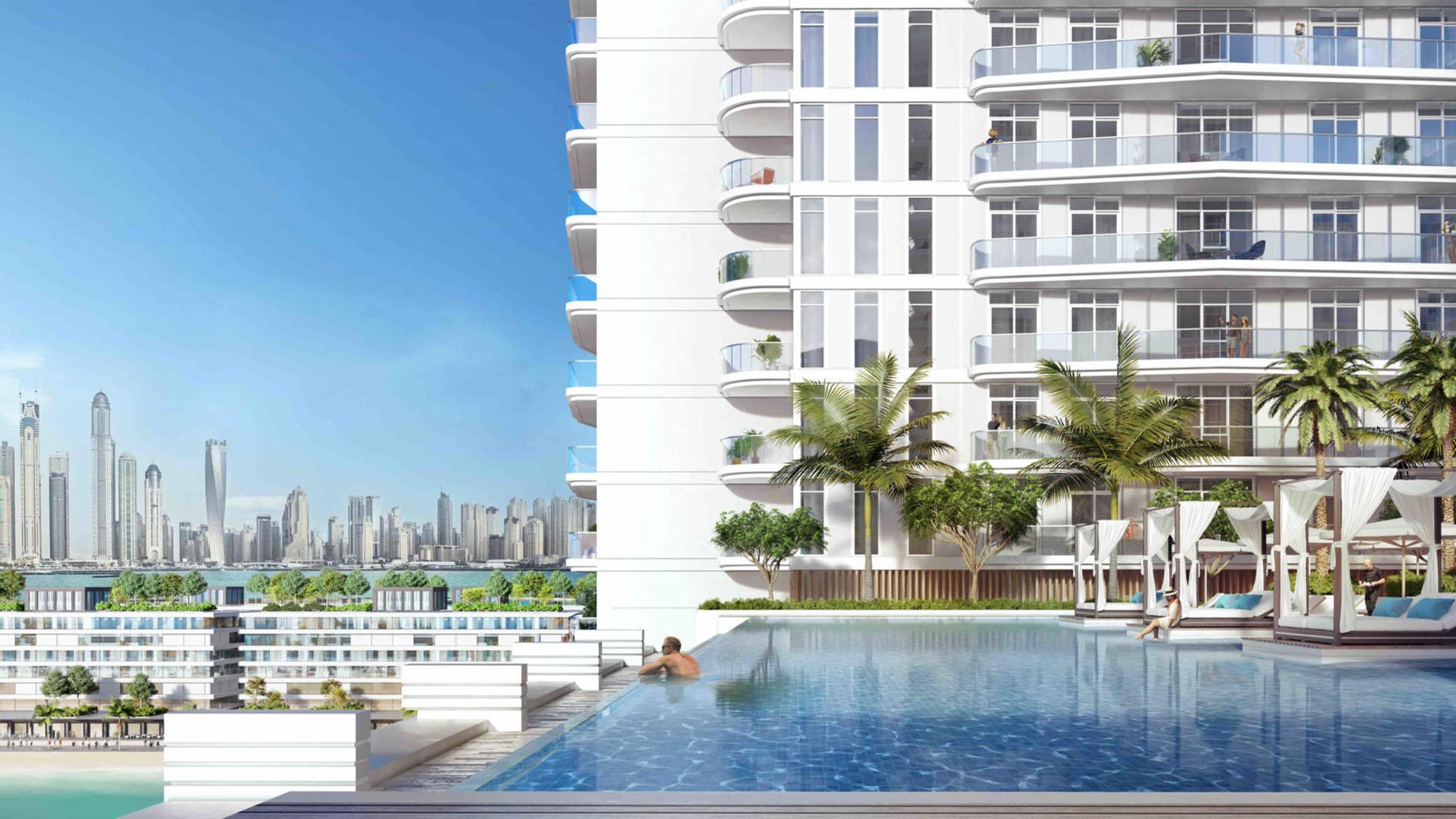 MARINA VISTA, Emaar beachfront, Dubai, EAU – foto 1