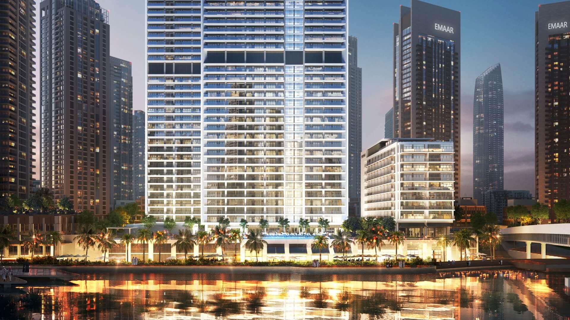 PALACE RESIDENCES, Dubai Creek Harbour (The Lagoons), EAU – foto 3