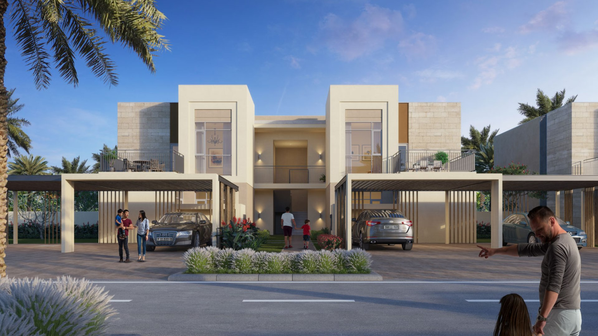 Adosado en venta en Dubai, EAU, 3 dormitorios, 212 m2, № 24248 – foto 1