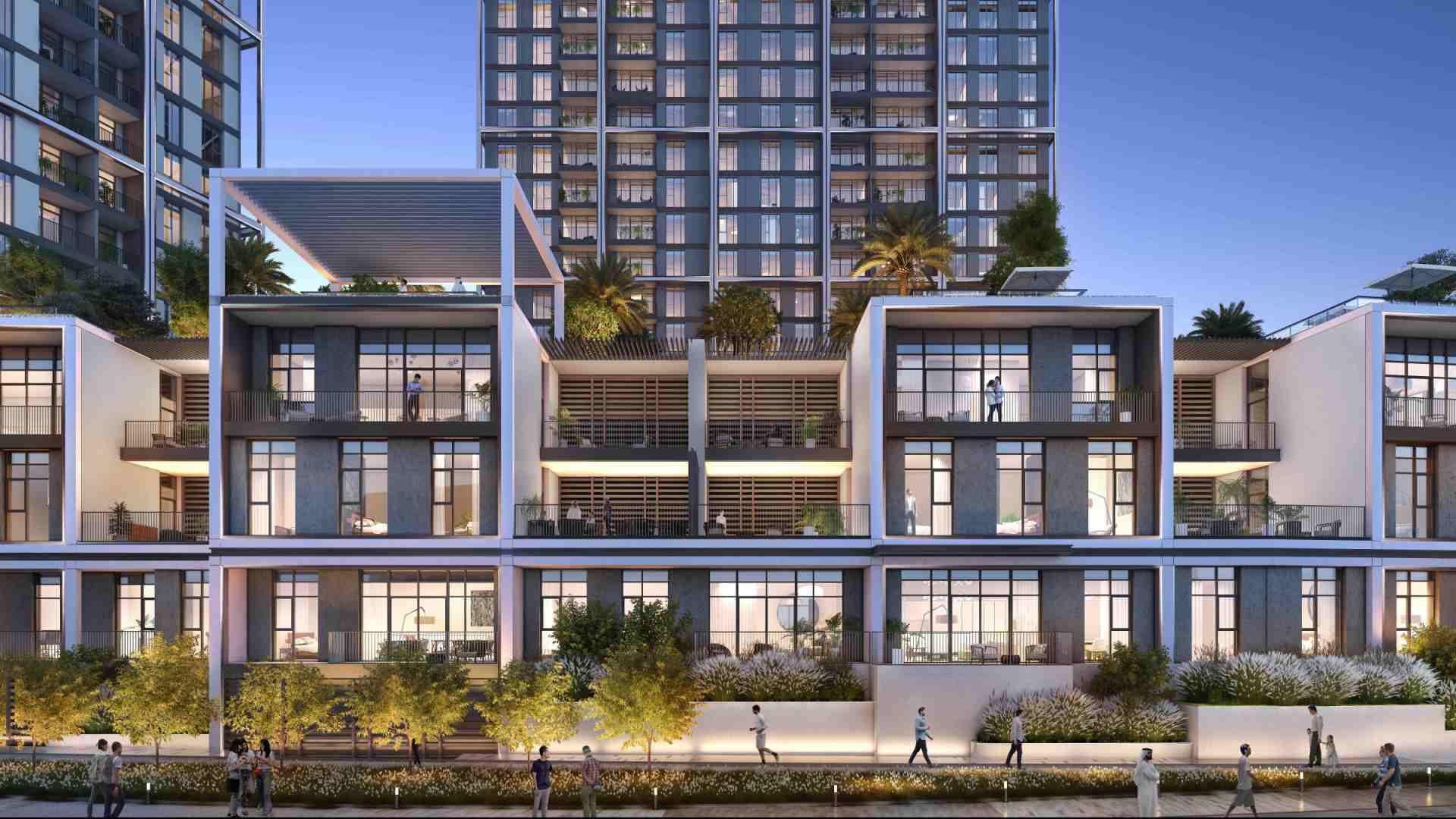 Apartamento en venta en Dubai, EAU, 3 dormitorios, 144 m2, № 24556 – foto 4