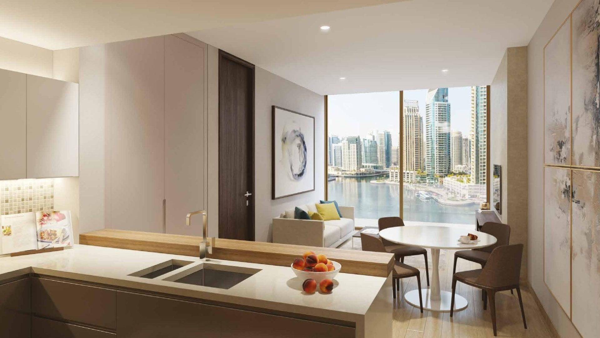 Apartamento en venta en Dubai, EAU, 1 dormitorio, 91 m2, № 24368 – foto 4