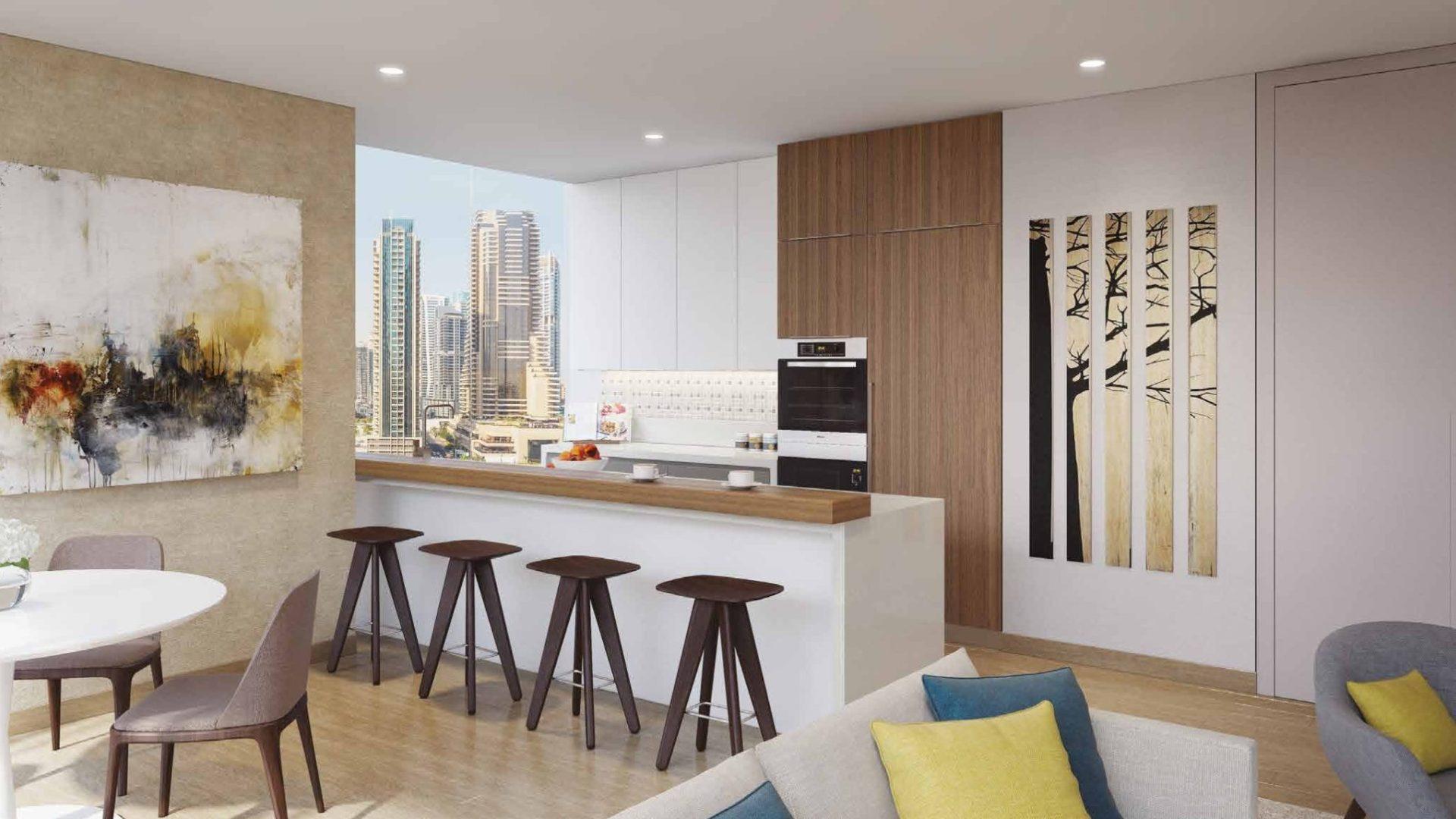 Apartamento en venta en Dubai, EAU, estudio, 57 m2, № 24239 – foto 3