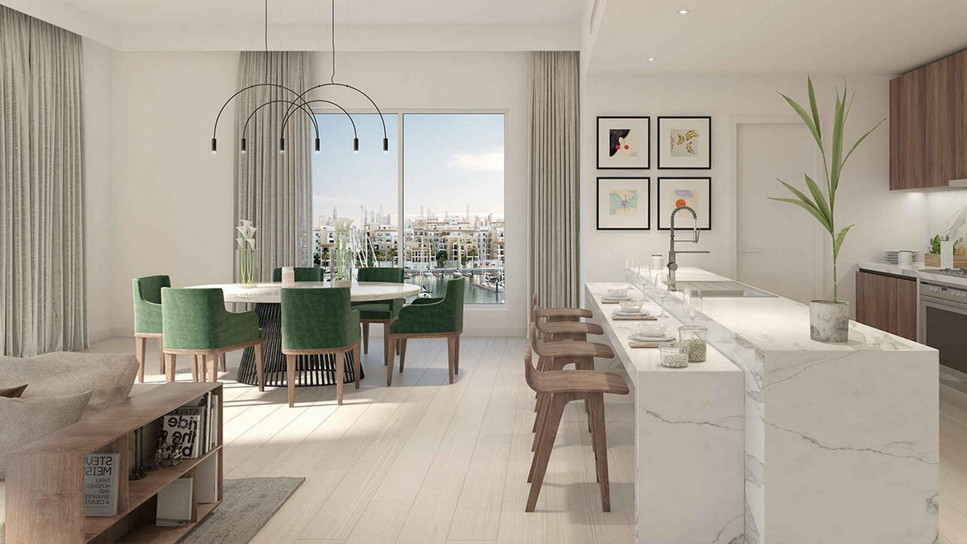 Apartamento en venta en Dubai, EAU, 2 dormitorios, 1374 m2, № 24261 – foto 6