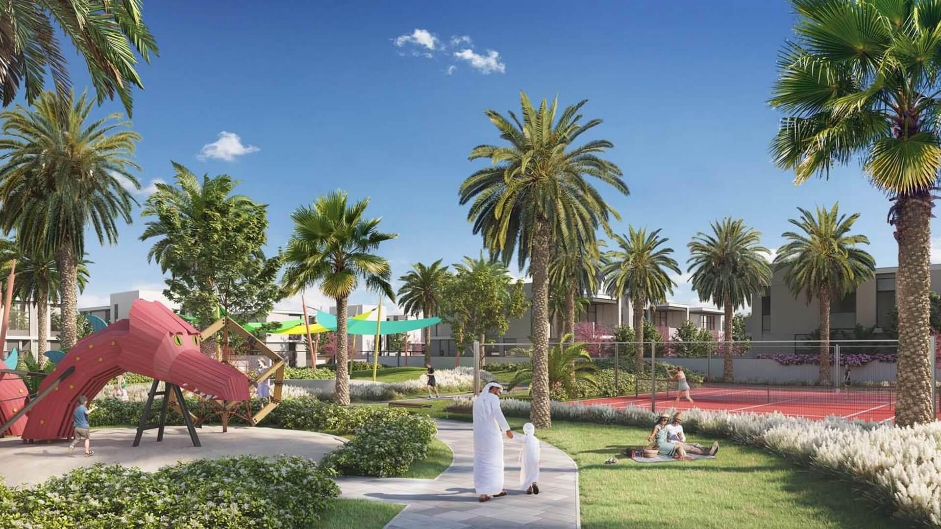 MUROOJ TOWNHOUSES, Al Furjan, Dubai, EAU – foto 4