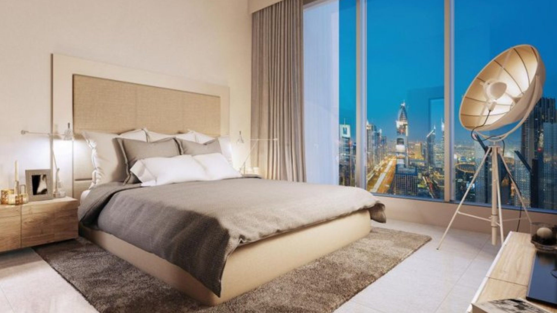 Apartamento en venta en Dubai, EAU, 1 dormitorio, 65 m2, № 24267 – foto 5