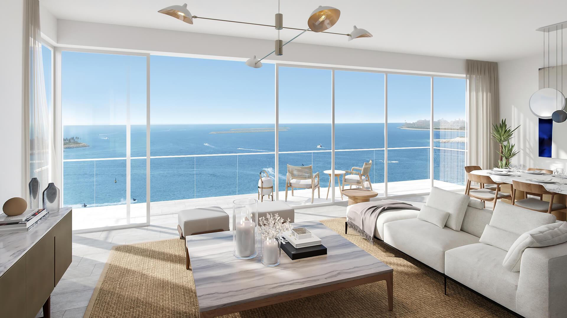 Apartamento en venta en Dubai, EAU, 2 dormitorios, 130 m2, № 24553 – foto 1