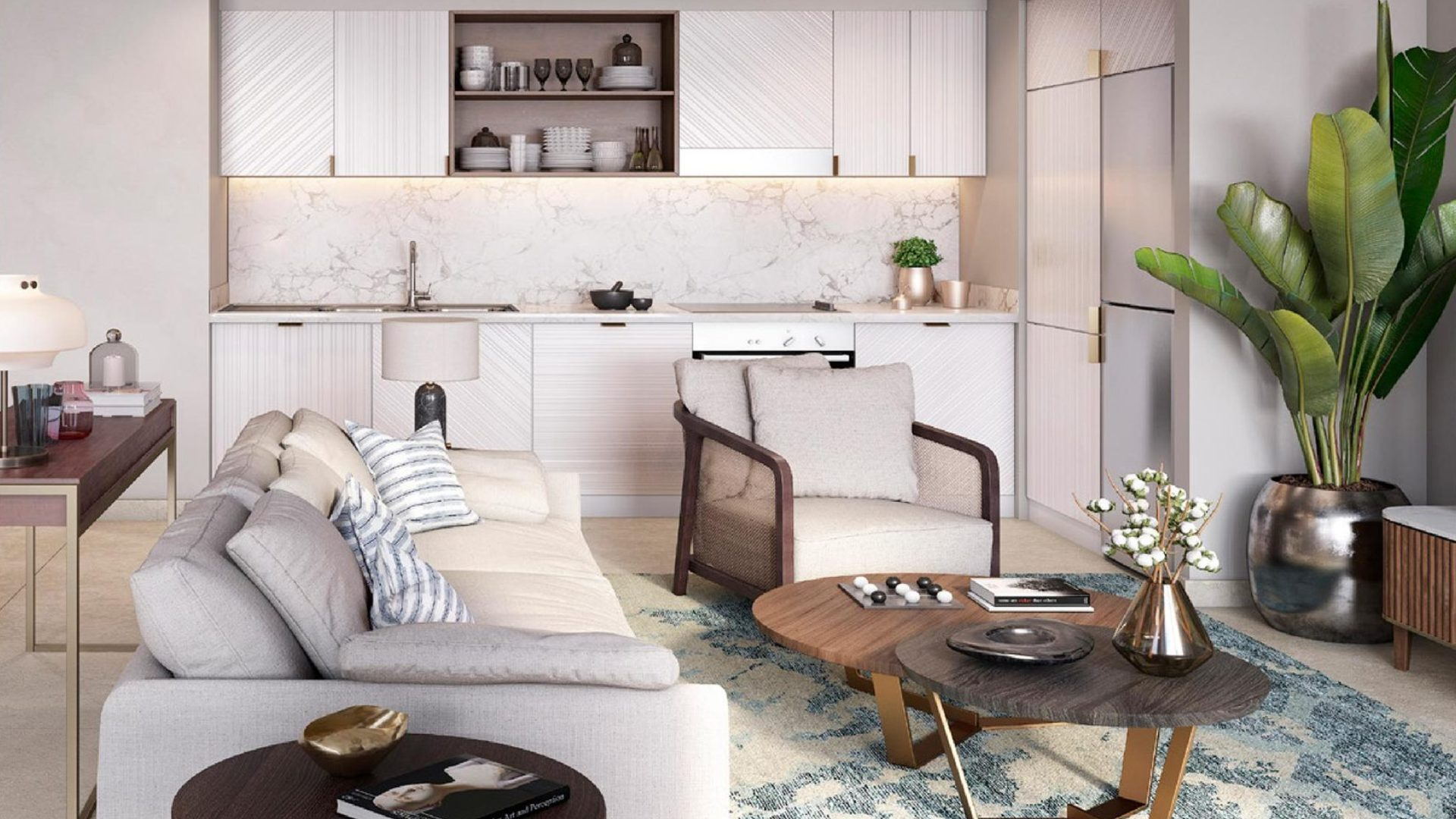 Apartamento en venta en Dubai, EAU, 2 dormitorios, 110 m2, № 24339 – foto 5