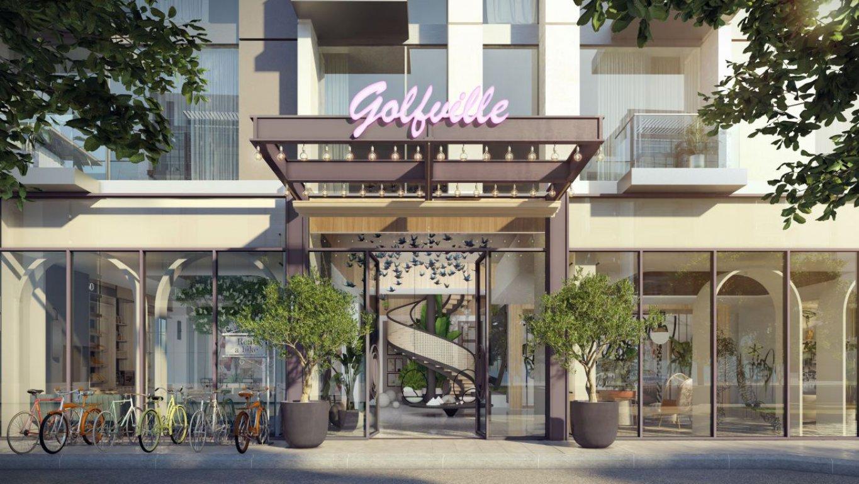 GOLFVILLE, Dubai Hills Estate, EAU – foto 5