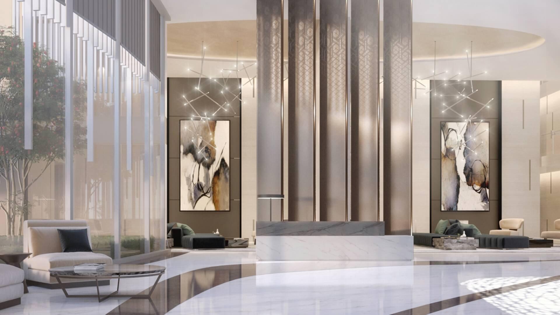 Apartamento en venta en Dubai, EAU, 1 dormitorio, 65 m2, № 24217 – foto 3