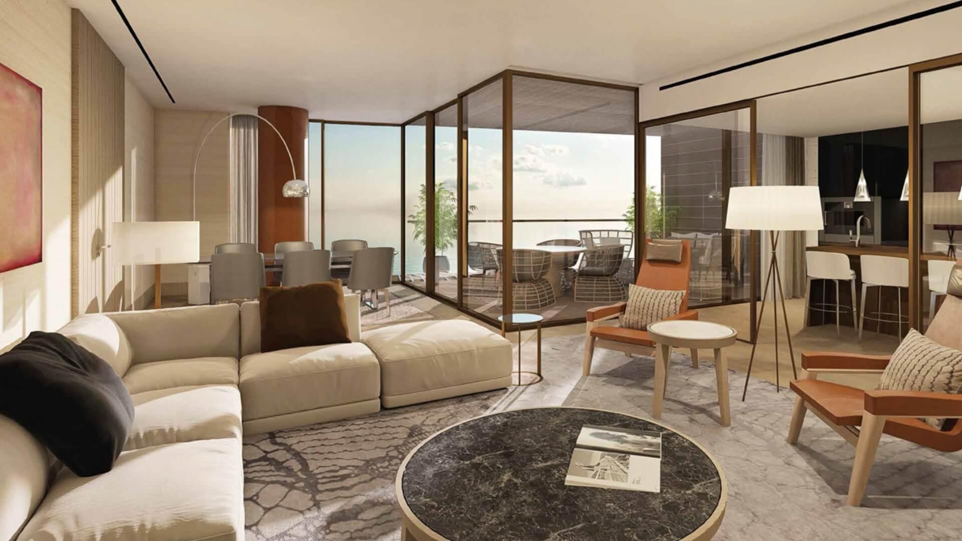 Apartamento en venta en Dubai, EAU, 4 dormitorios, 934 m2, № 24363 – foto 1