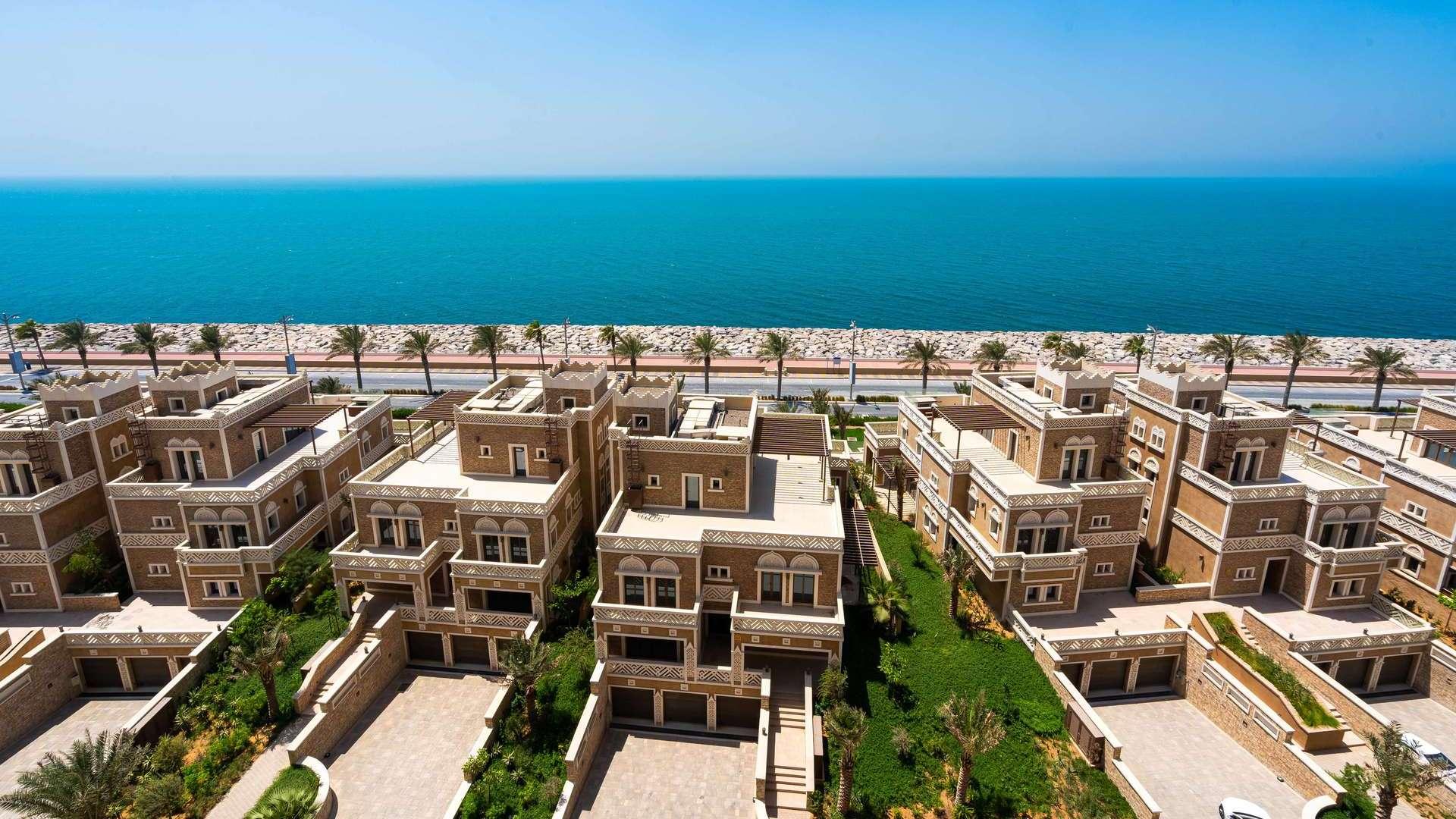 BALQIS RESIDENCE, Palm Jumeirah, Dubai, EAU – foto 1