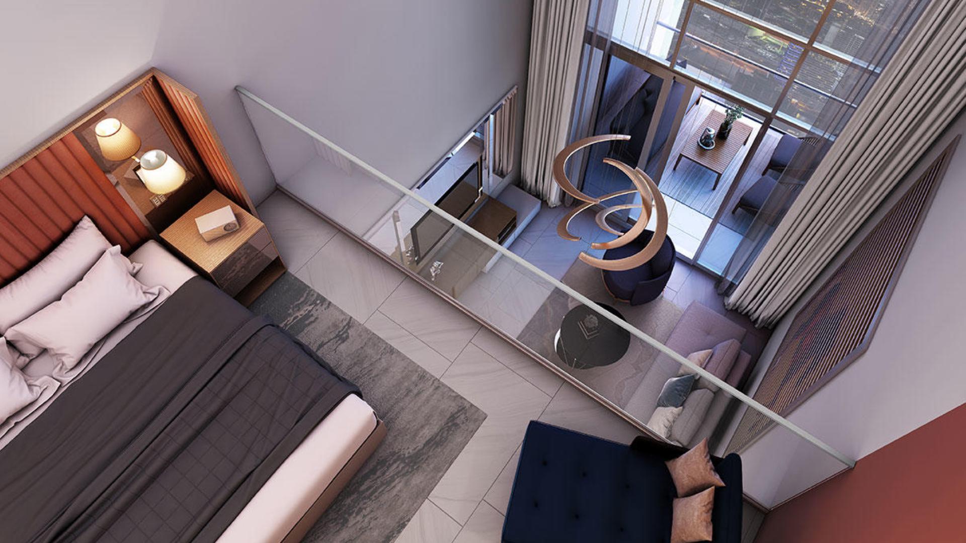 Apartamento en venta en Dubai, EAU, estudio, 62 m2, № 24347 – foto 4