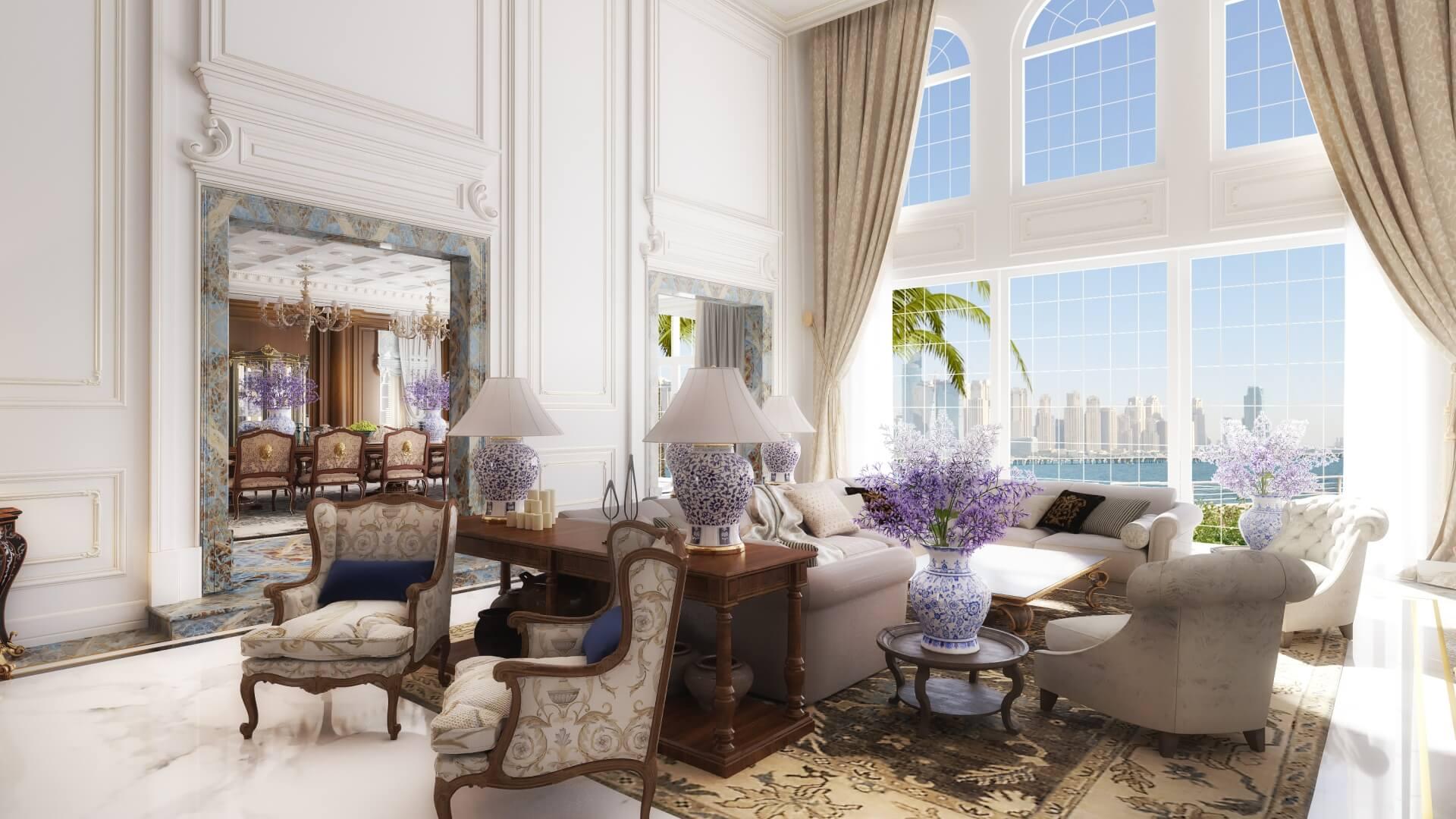 Villa en venta en Dubai, EAU, 7 dormitorios, 1103 m2, № 24257 – foto 2